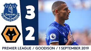 RICHARLISON AND IWOBI ON TARGET - AGAIN! | EVERTON 3-2 WOLVES HIGHLIGHTS