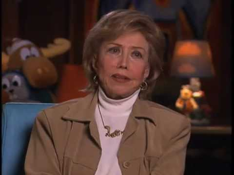 """June Foray discusess voicing """"Talky Tina"""" on The Twilight Zone - EMMYTVLEGENDS"""