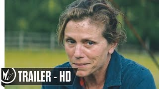 Three Billboards Outside Ebbing, Missouri Official Trailer #1 (2017) -- Regal Cinemas [HD]