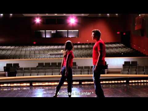 Glee  Dt Stop Believin First Türkçe Altyazılı