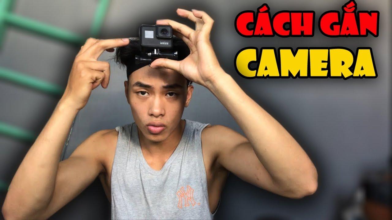 ToanBlack chia sẹ về cách gắn CAMERA để quay vlog   VLOG