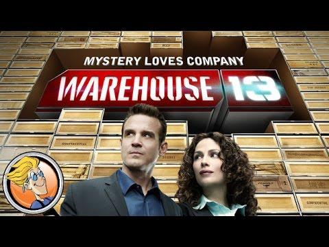 Warehouse 13 — Gen Con 2016