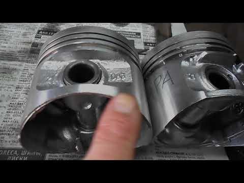 Разборка нового двигателя Ока Ваз 11113 .