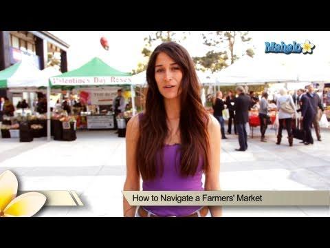 How to Navigate a Farmers' Market