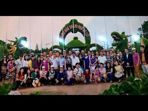 Du lich Da Lat - Nha Trang 2015