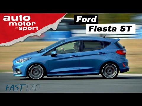 Ford Fiesta ST (2019): Bestes Preis-Spaß-Verhältnis? - Fast Lap | Auto Motor Und Sport