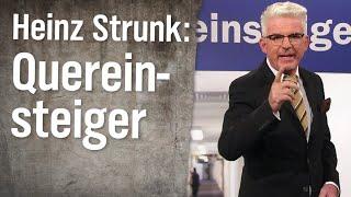 Heinz Strunk: Experte für Quereinstieg in die Politik