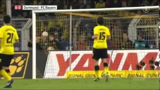 Borussia Dortmund   Bayern München 1 0 Full Match Highlights  11 4 2012