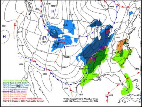 NWS Lincoln - MultiMedia Briefing 01-05-2014