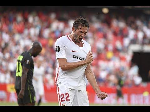Franco Vázquez - El Mudo - Magic Goals, Skills, Assists, Nutmegs 2018-2019