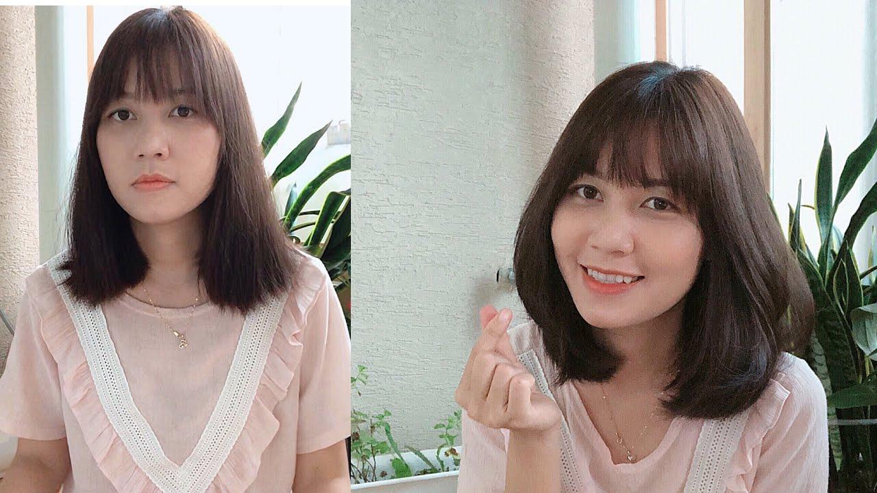 #105 THỬ CẮT TÓC SOLE THEO TIKTOK TRUNG QUỐC VÀ CÁI KẾT [ Cuộc Sống Trên Đất Hàn ] | Bao quát những nội dung liên quan cắt tóc kiểu hàn quốc nữ đầy đủ