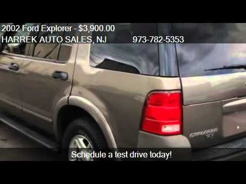 2002 Ford Explorer XLS 4WD - for sale in PATERSON, NJ 07503