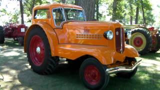 1938 Minneapolis Moline UDLX Comfortractor