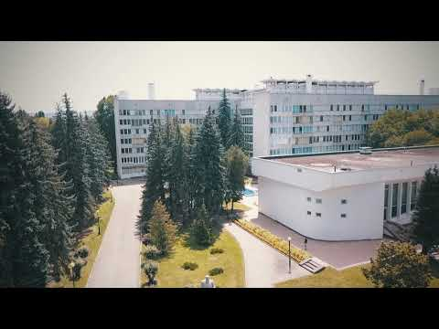 Ессентуки. Санаторий им. Калинина. Август 2019
