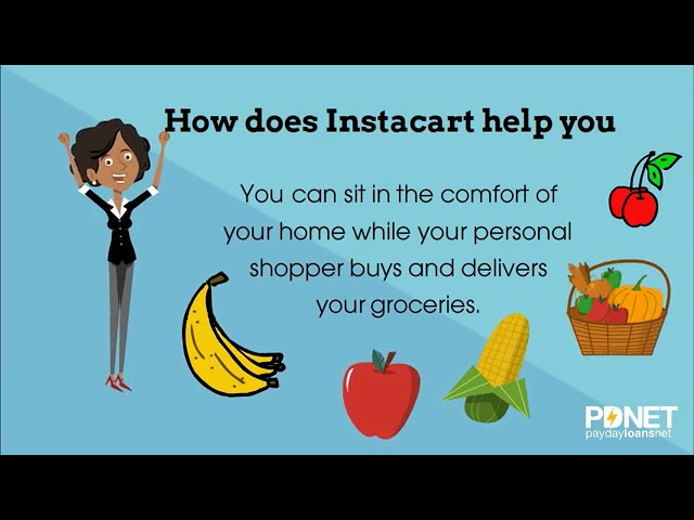Instacart UK - Do Brits Want a Personal Grocery Shopper?