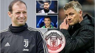 Man Utd to make double Juventus raid if Massimiliano Allegri replaces Ole Gunnar Solskjaer- trans...