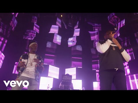 Lotto Boyzz - Unfinished Business (Live) - Vevo @ The Great Escape 2018