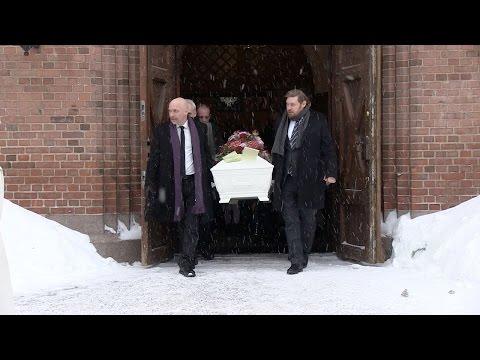Kongefamilien Tok Farvel Med Anbjørg