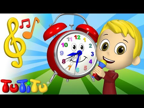 Songs & Karaoke for Children |  Clock