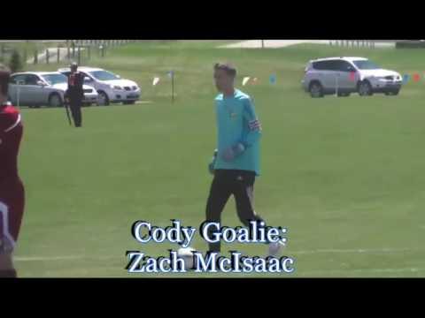 Star Valley vs. Cody - Boys Soccer State Tournament Shootout 5/26/16