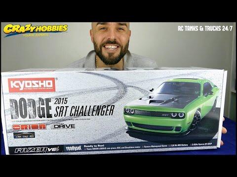 KYOSHO Dodge SRT Challenger 2015 HELLCAT