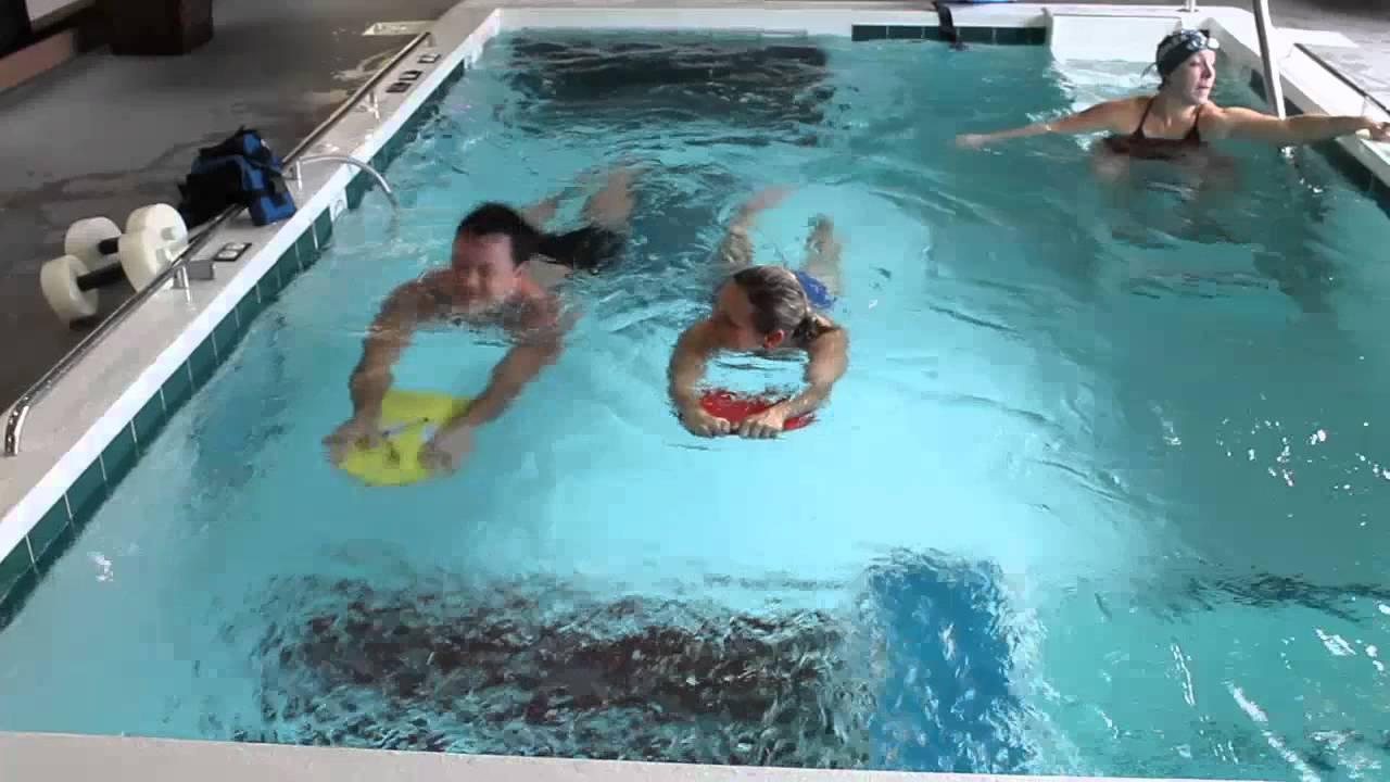 SwimEx Pool Kick Exercises