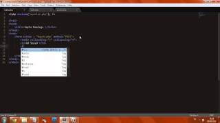 PHP ile Veritabanına Kayıt Ekleme