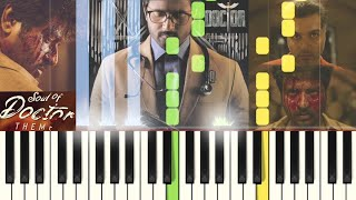 Doctor - Soul of Doctor Keyboard Cover | Sivakarthikeyan | Anirudh Ravichander | Nelson Dilipkumar
