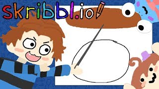 GermanLetsPlays Rätsel 「Skribbl.io」