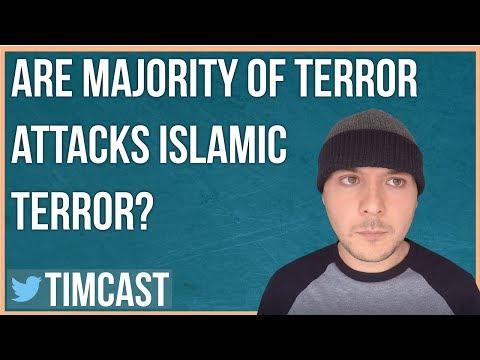 ARE MAJORITY OF TERROR ATTACKS ISLAMIC TERROR?