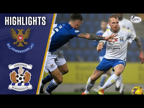 St. Johnstone Kilmarnock Goals And Highlights