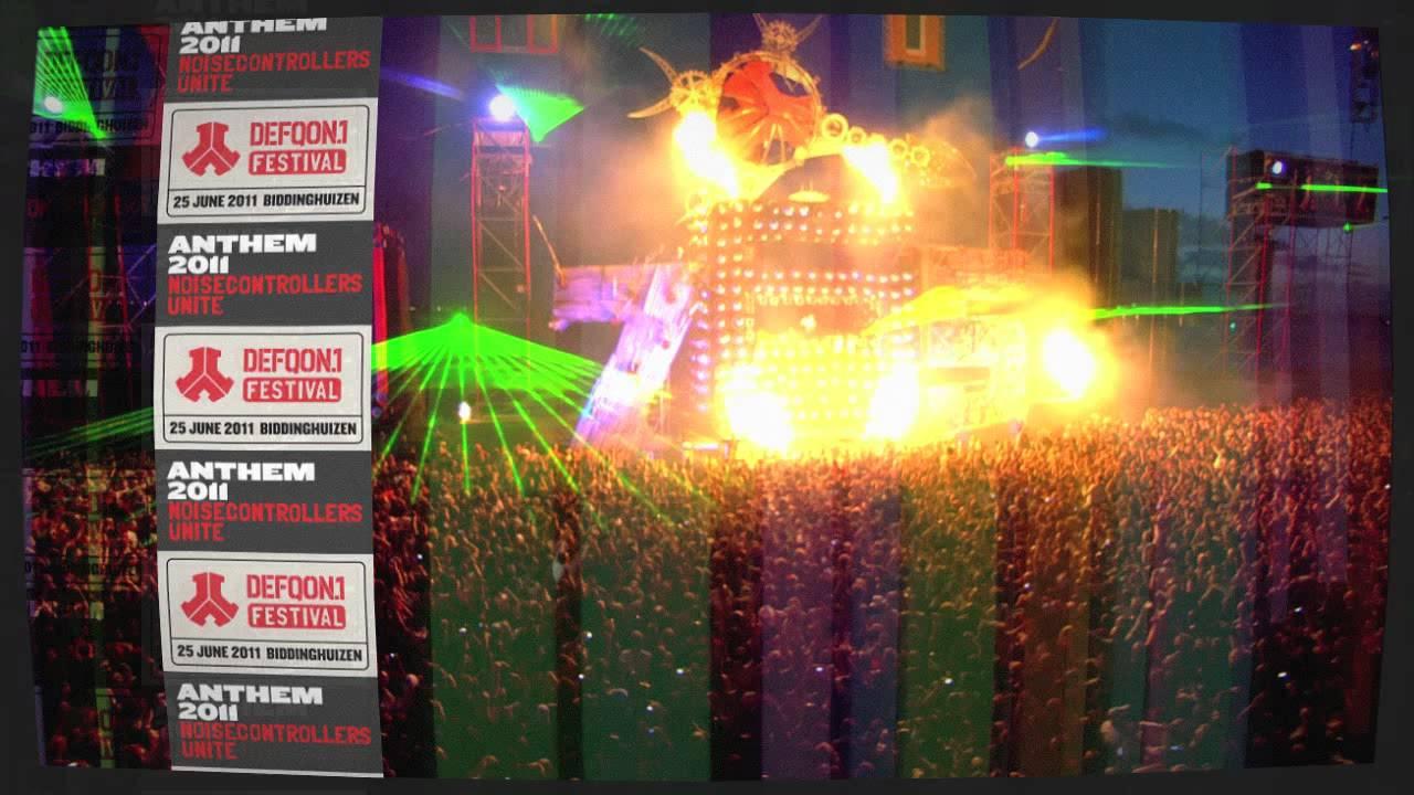 Download Defqon.1 Festival 2011 | Official Anthem | Noisecontrollers - Unite