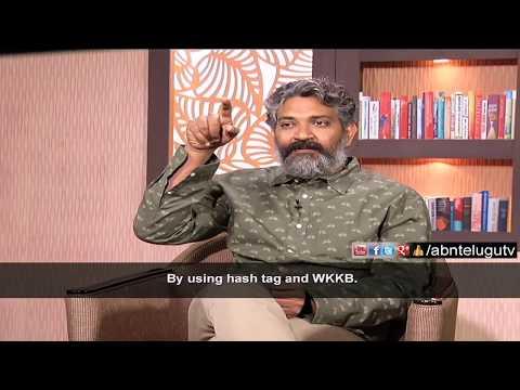 Director SS Rajamouli About WKKB Suspense And Ramya Krishna | Open Heart With RK | ABN Telugu