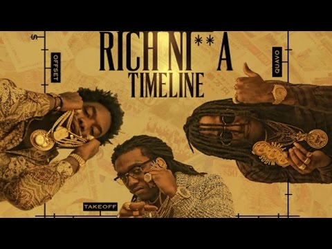 Migos - Cross The Country (Rich Ni**a Timeline) [Prod. By Mario]