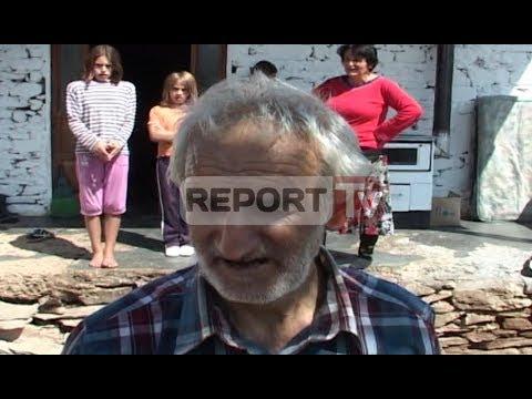 Report TV - Bulqizë, Ish-mësuesi në kushte skandaloze, në varfëri ekstreme
