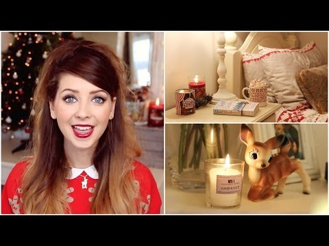 Christmas Bedroom Inspiration  Zoella