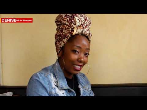 La célèbre chanteuse de Madagascar DENISE sur l' émission CSDBD