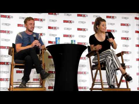 Tom Felton - Fan Expo 2015