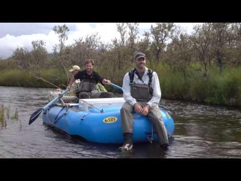 Fly Fishing Float Trip - Arolik River, Alaska 2016