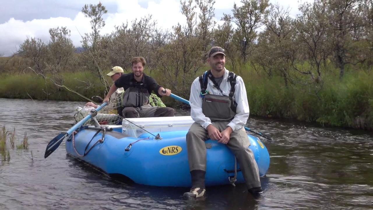 Fly fishing float trip arolik river alaska 2016 youtube for Alaska out of state fishing license