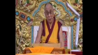 Tibetan: His Holiness speaks on Religious Harmony & Dolgyal (Shugden)
