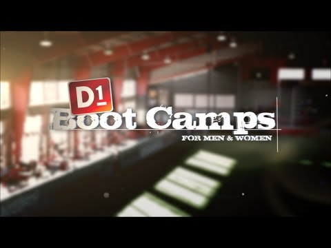 D1 Boot Camps Adults