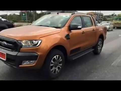 2016 Ford Ranger Wildtrak - YouTube