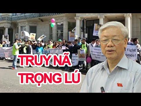 Biểu tình lớn: Bủa vây Đại Sứ Quán Việt Cộng, yêu cầu xử tội Trọng Lú vì tội này ở Vương Quốc Anh