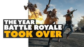 2017: The Year of PlayerUnknown's Battlegrounds - The Know