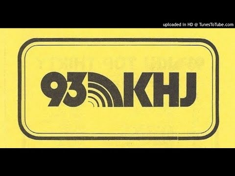 KHJ 93 Los Angeles - Format Change from Top 40 to Country - November 7 1980