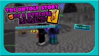 Hypixel UHC | The Untold Story of a Hypixel Legend #2 | Better Hit Reg | by Boeh