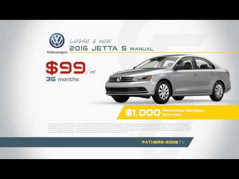 Fathers And Sons VW >> Fathers Sons Vw Jetta S V2 May Offer Updated