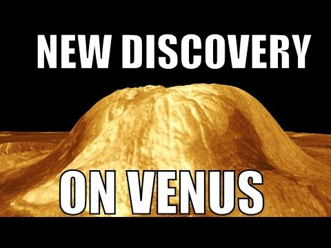 Turns Out, Venus May Have Unique Plate Textonics...kinda like Earth?