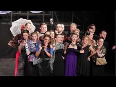 Leeds union, Stage Musical Societies Evita!